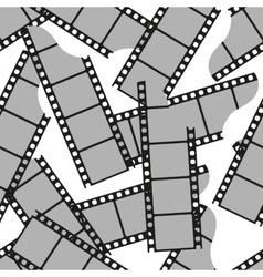 film pattern vector image