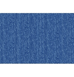 jeans pattern vector image