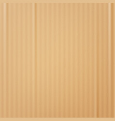 cardboard texture realistic material paper vector image vector image