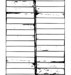 wooden grain planks texture background vector image