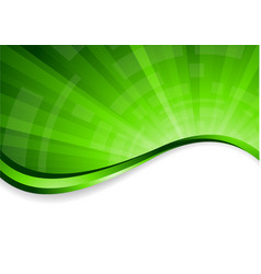 Vector bright green background vector