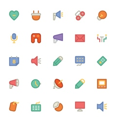 Communication Icons 11 vector