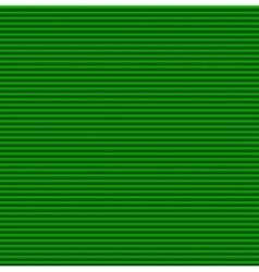 Green galousie Volume of horizontal lines vector