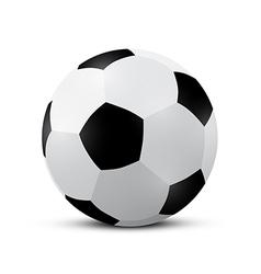 Football - Soccer Ball vector image