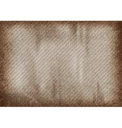 texture grain brown vector image