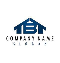 B house logotype vector