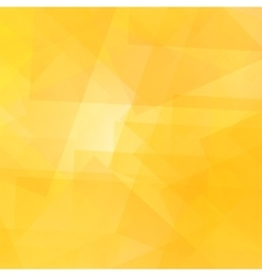 Geometric Yellow Futuristic Background vector