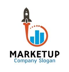 Market Up Design vector
