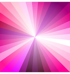 Pink Light Ray Abstract Background vector