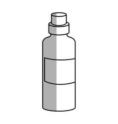 Water bottle icon vector