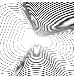 abstract lines background spiral lines background vector image