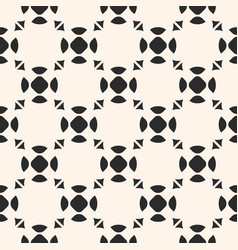 Seamless pattern funky abstract texture vector