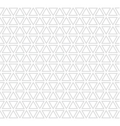 Soft triangle pattern seamless backdrop vector