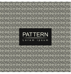 Abstract pattern minimalist and modern background vector