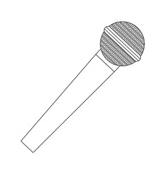 Microphone sound recording equipment communication vector