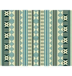 Brown ethnic texture vector image vector image