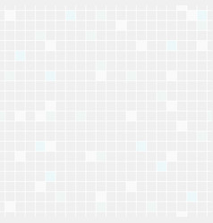pale blue and grey squares seamless background vector image vector image