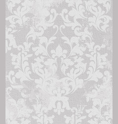 luxury classic ornament background baroque vector image