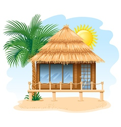 Bungalow vector image