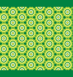 Geometric seamless pattern abstract ornament vector