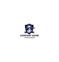 Education school logo design vector