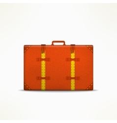 Travel case sign traveling design element vector