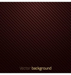 Abstract dark red striped background vector image