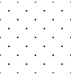 Polka dot geometric seamless pattern 2605 vector