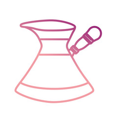 Coffee jar vector