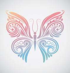 Decoration Butterfly vector