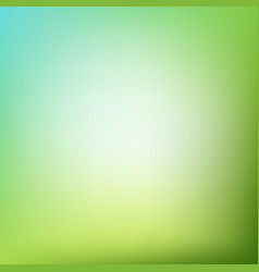 Green and blue background vector