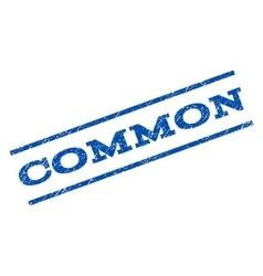 Common Watermark Stamp vector