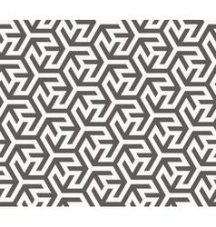 Seamless pattern Geometric texture vector
