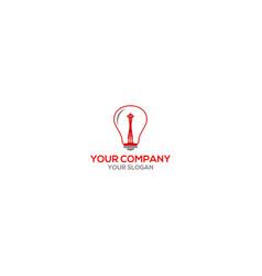smart seattle logo design vector image