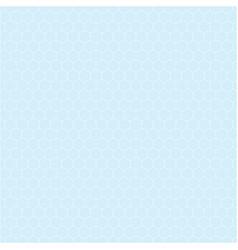 Banner made blue hex or hexagon vector