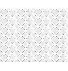 Geometric seamless pattern modern stylish vector