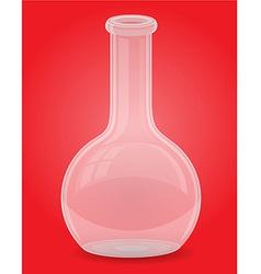 glass tube 01 vector image