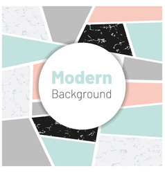 modern background marble texture vector image
