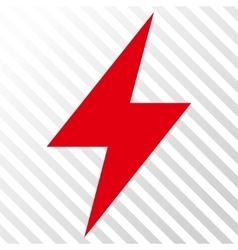 Electric Strike Icon vector image