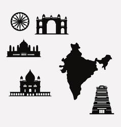 India culture design vector