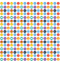 web icons background vector image