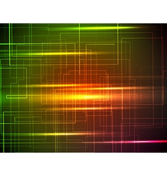 abstract background line vector image vector image