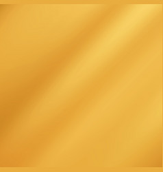 abstract gold waves background or satin luxury vector image