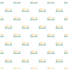 book information pattern seamless vector image