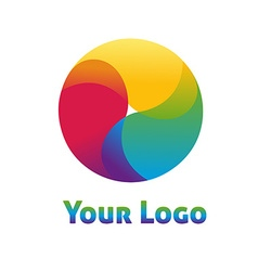 CircleSign vector image
