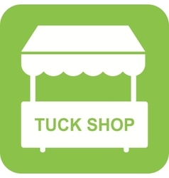 Tuck Shop vector