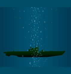 u boat vector image