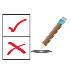 Elections to select symbol vector