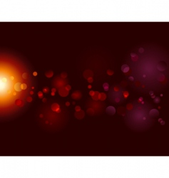 soft focus background vector image vector image