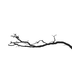 Dead branches vector